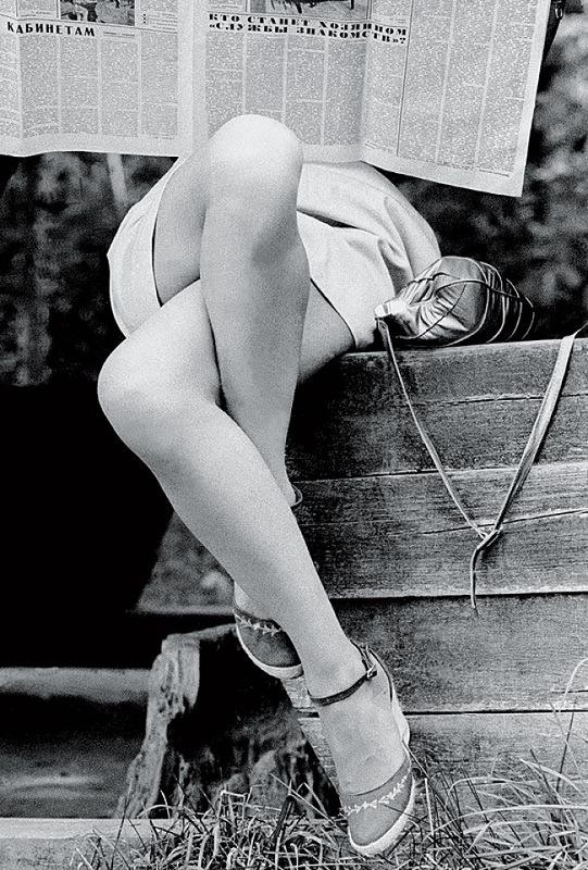 Борис Кауфман «Кто станет новым хозяином службы знакомств», 1970.jpg