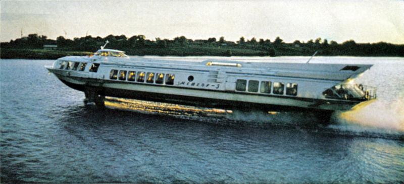 148 ''Метеор'' на Москве-реке.jpg
