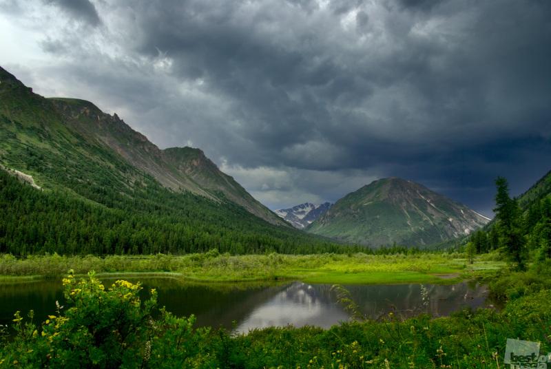 Озеро Загасатай-Нур. Автор Андрей Чугунов.jpg