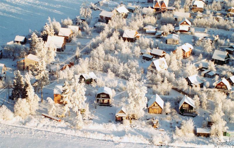 Русская зима. Автор Афанасенко Павел.jpg