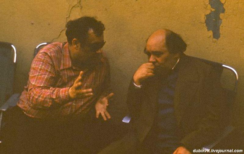 Рязанов, Леонов. «О бедном гусаре замолвите слово», 1980.jpg