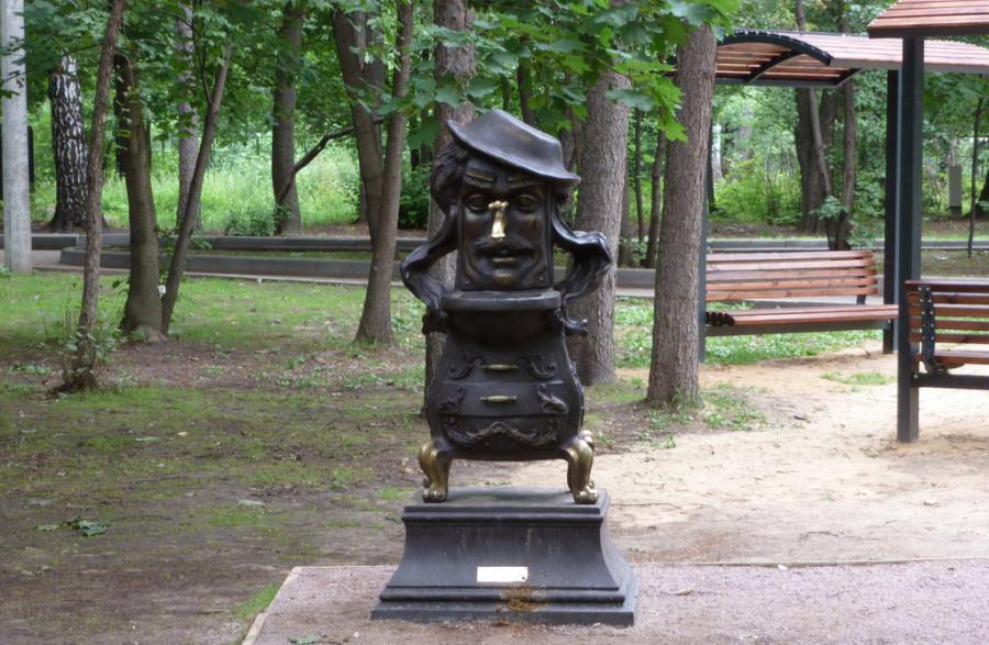 240 памятник мойдодыру в Москве