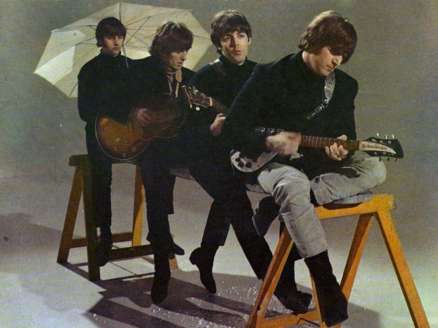 the great story of the beatles essay