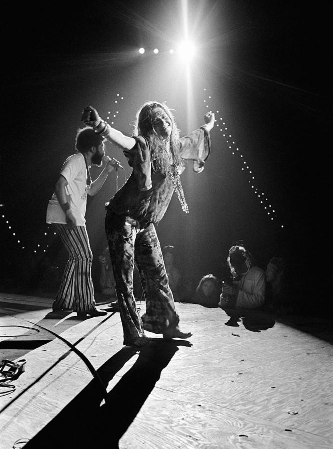 357 Дженис Джоплин и Full Tilt Boogie Band - Вудсток фестиваль - 1969