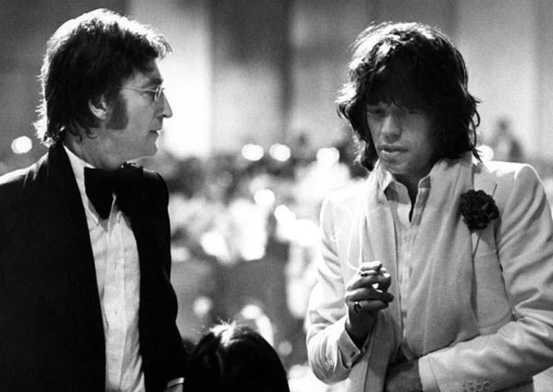 366 Джон Леннон и Мик Джаггер
