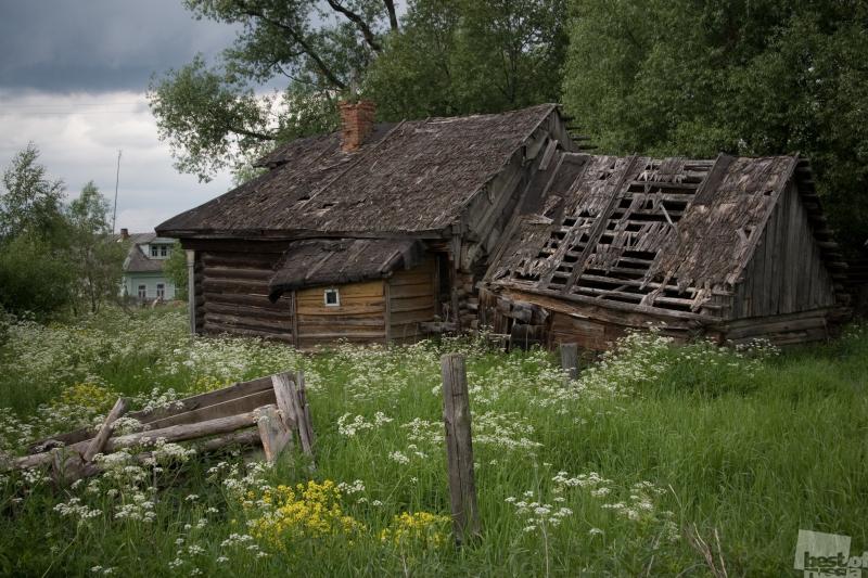 Деревня Косяково.  Автор Антон Брагин.jpg