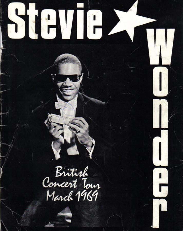 372 Стиви Уандер, 1969