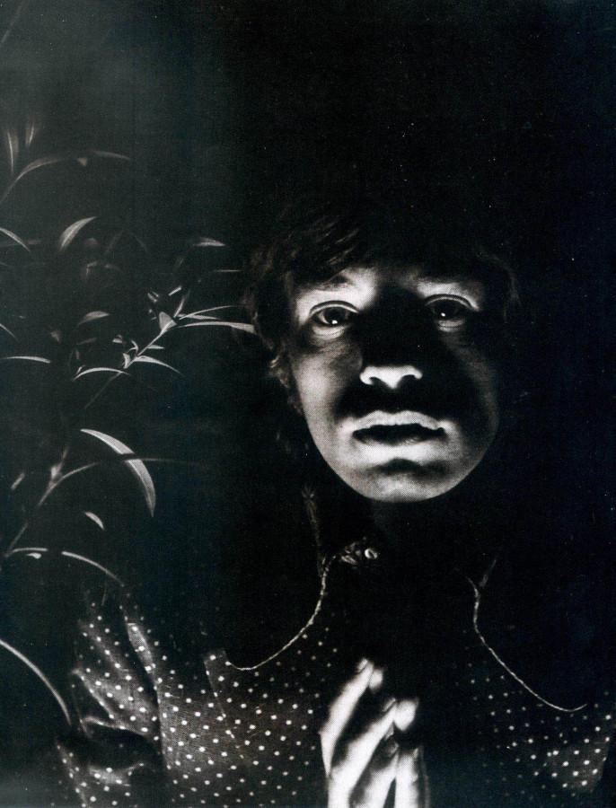 375 Мик Джаггер, портрет Сесил Битон, 1967
