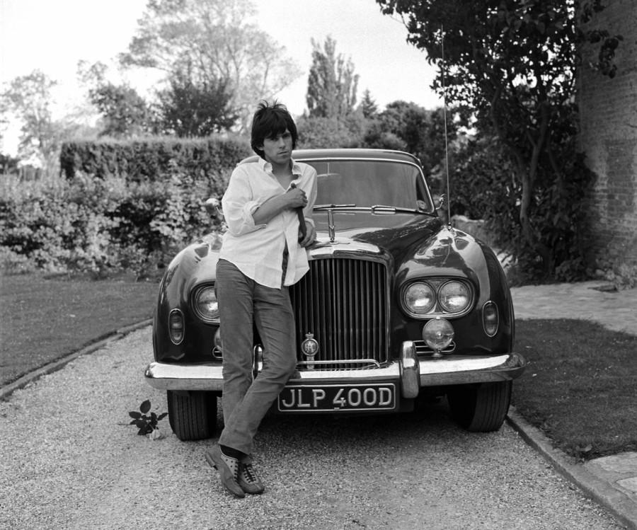 377 Кит Ричардс - 1966