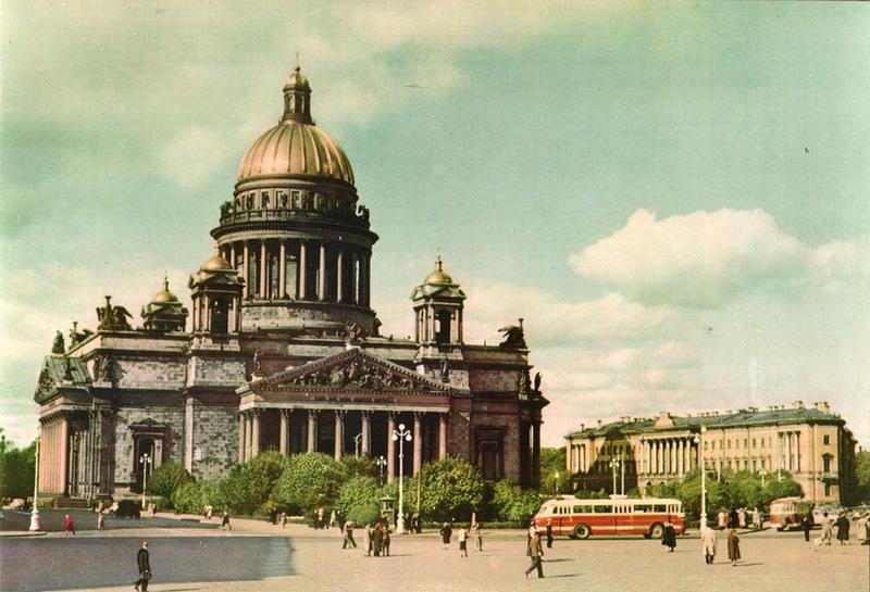 027 Исаакиевския площадь и собор.jpg