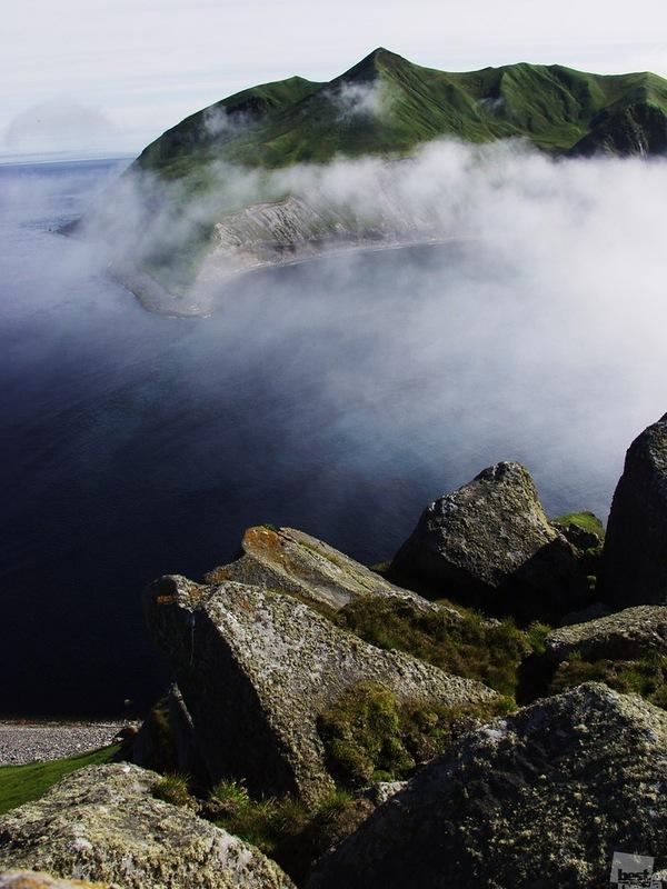 Лето на Курильских островах. Автор Владимир Голубцов.jpg