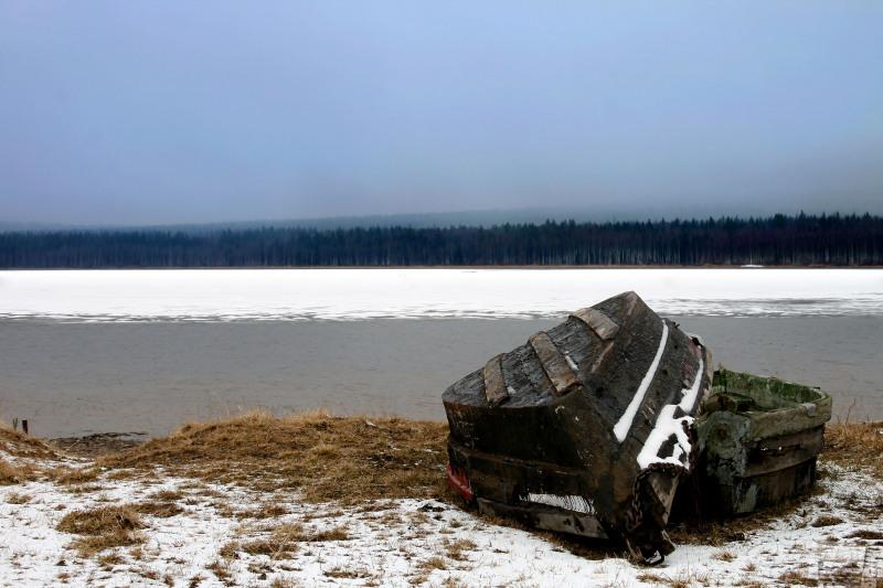Лодки. Автор Аким Лакеев.jpg