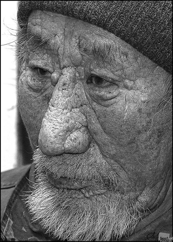 Старик-оленевод. Автор Григорий Мкртчан.jpg