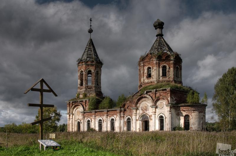Церковь. Автор Владимир Чмелев.jpg