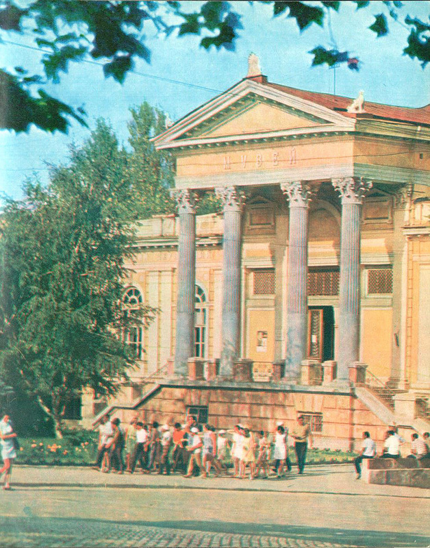 Историко-археологический музей