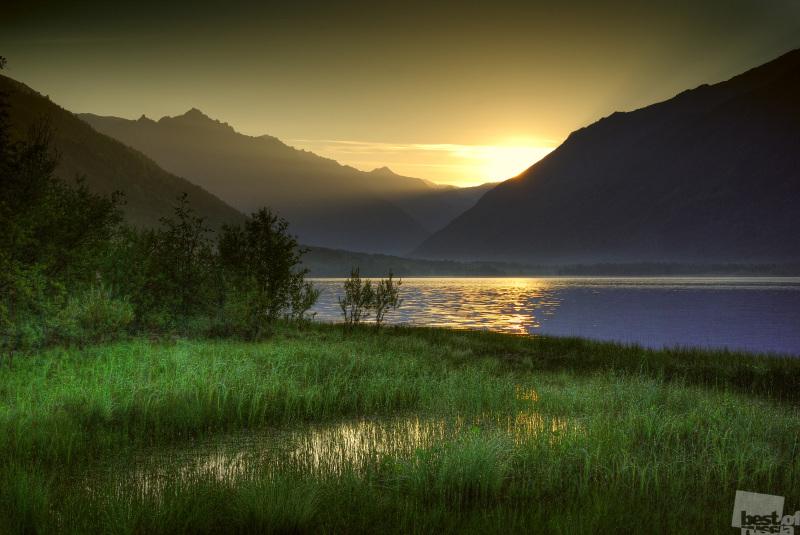 Рассвет на Фролихе. Автор А. Чугунов.jpg