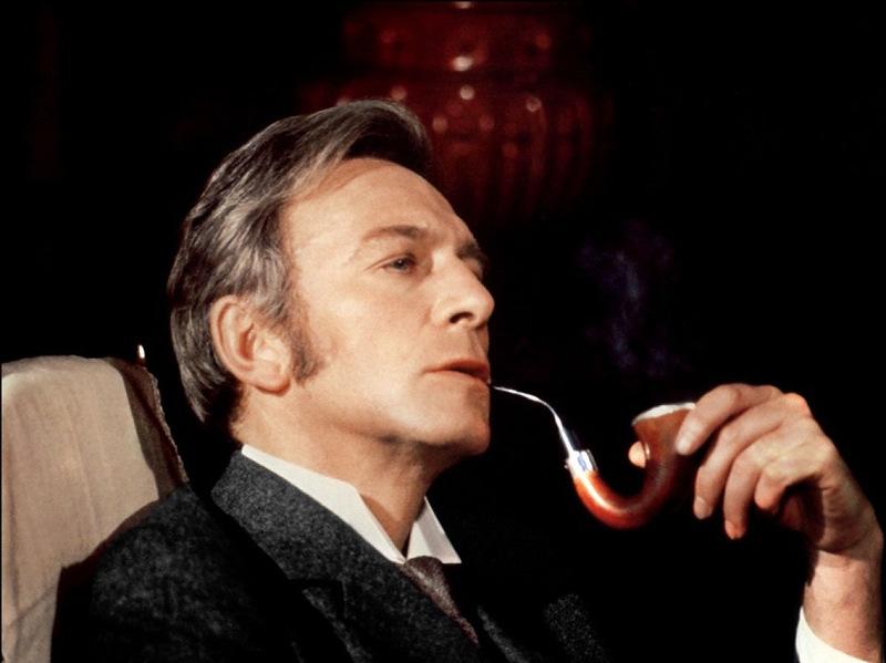 1978 г. Убийство по приказу. В роли Холмса Кристофер Пламмер