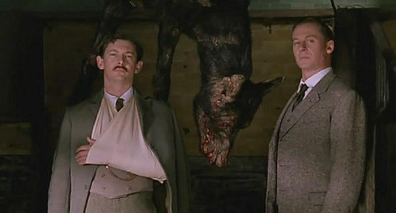 2002 Собака Баскервилей. В роли Холмса Ричард Роксберг.jpg