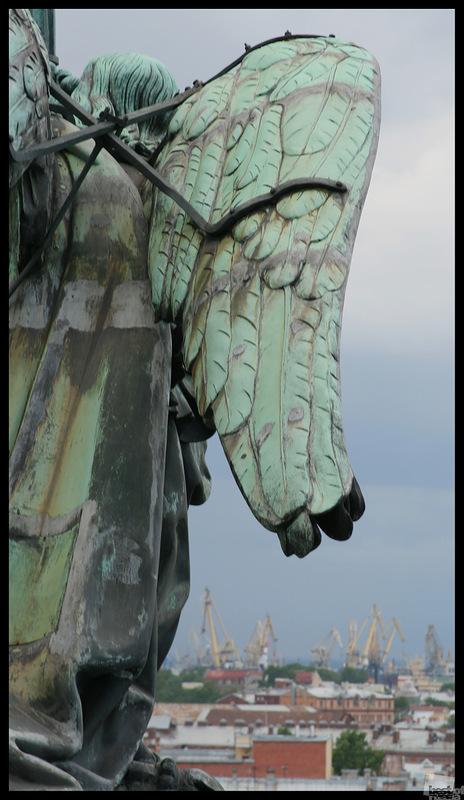 И ангелам бывает тяжело, автор Екатерина Бунина.jpg