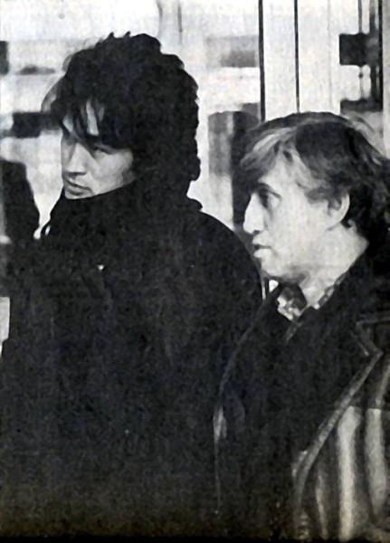 008 Виктор Цой и Юрий Айзеншпис
