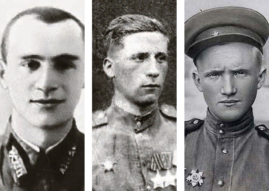 Фронтовые фото советских актёров. Часть 3. Гердт, Боярский, Винник