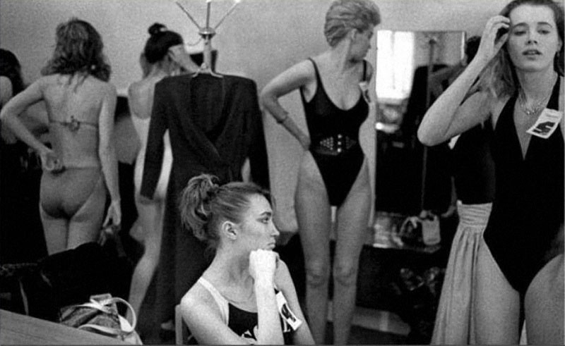 Backstage photos and video of the first beauty contest in the USSR contest, beauty, Kalinin, contest, contestants, passed, women, country, Elena, participation, Durneva, organizers, several, organizers, could, show, Peredreeva, only, Marina, selection
