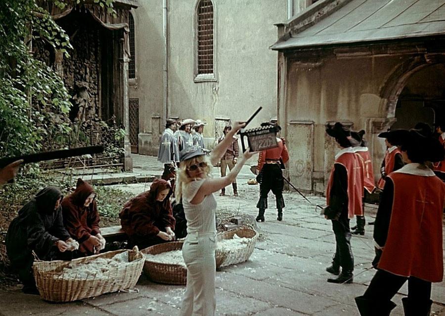 Как проходили съёмки «Д'Артаньян и три мушкетёра». Часть 2