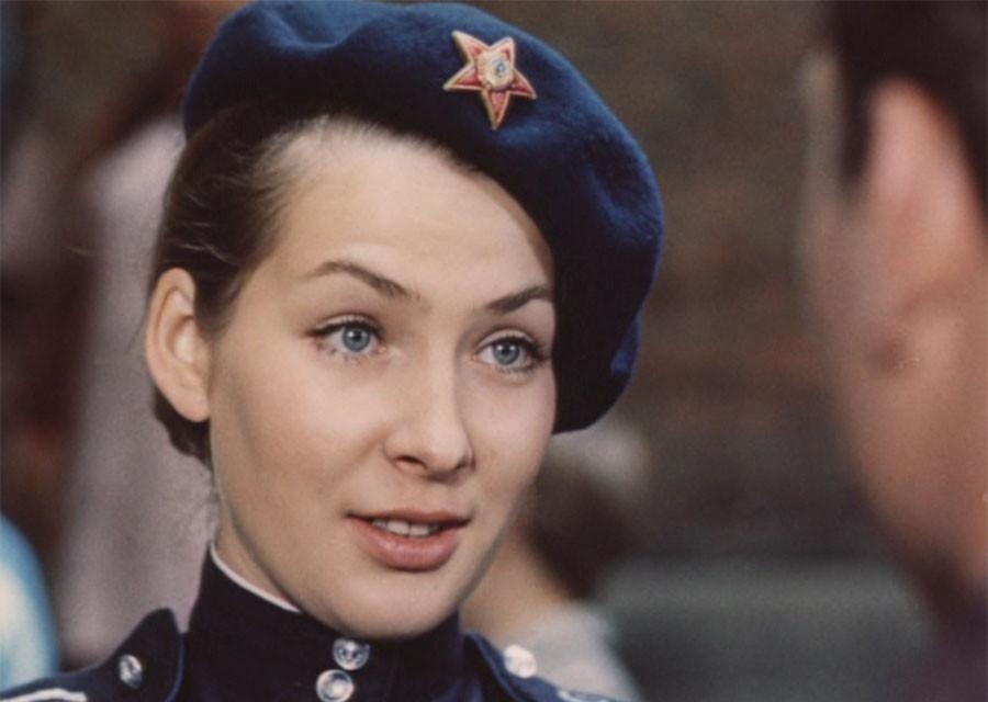 """Варя Синичкина из """"Место встречи изменить нельзя"""""""