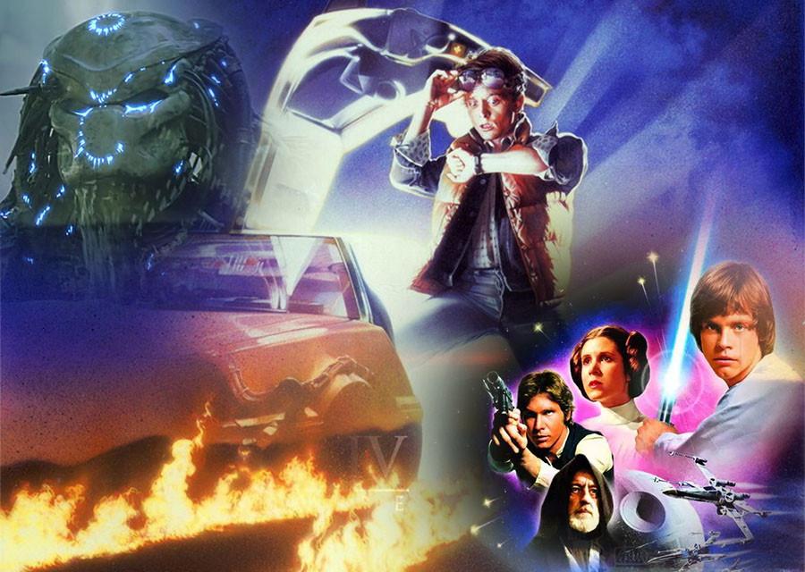 Первые названия культовых фантастических фильмов