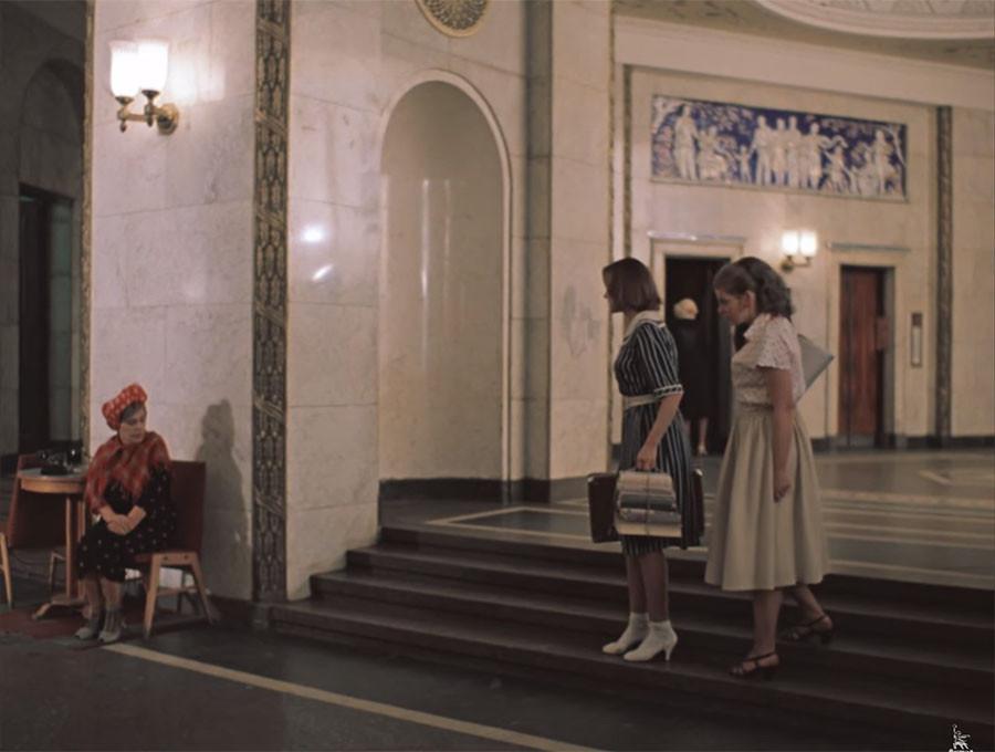 Самый грубый ляп фильма Москва слезам не верит