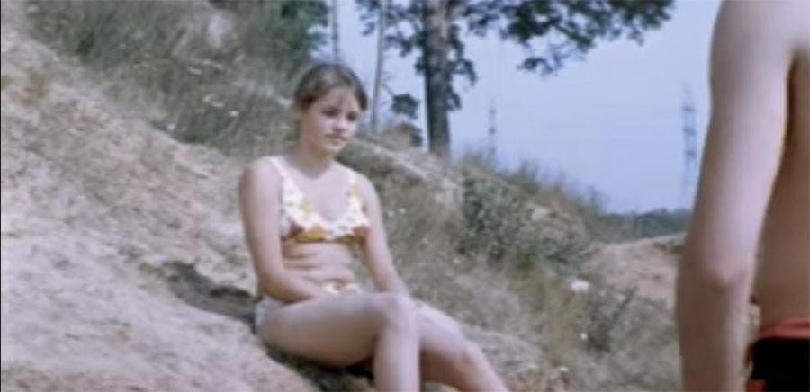 Ещё восемь красавиц советского кино в купальниках