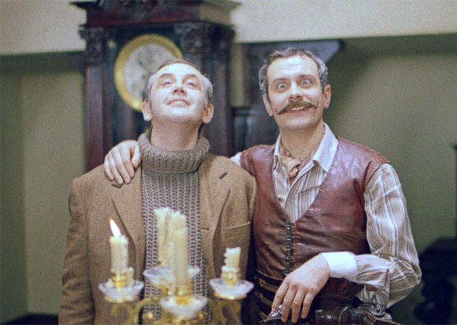 """Где снимали """"Приключения Шерлока Холмса и доктора Ватсона"""". Часть 6. """"Собака Баскервилей"""""""