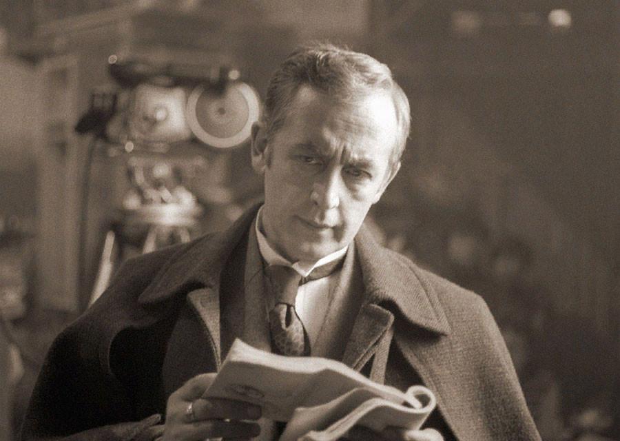 """Где снимали """"Приключения Шерлока Холмса и доктора Ватсона"""". Часть 7. «Сокровища Агры»"""