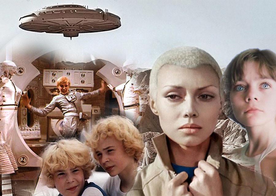 Лучший советский фантастический фильм. Опрос