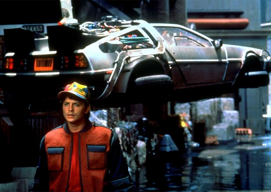 """""""Назад в будущее"""". Как снимали автомобили будущего"""
