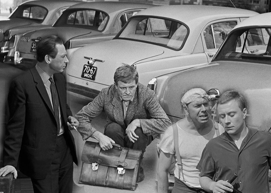 Берегись автомобиля. Лучшие цитаты советского кино
