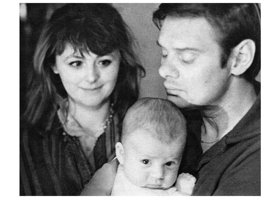 Любимые советские актёры в кругу семьи. Фото из домашних архивов
