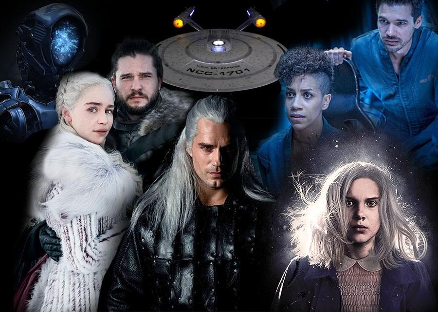 21 фантастический сериал 2019 года
