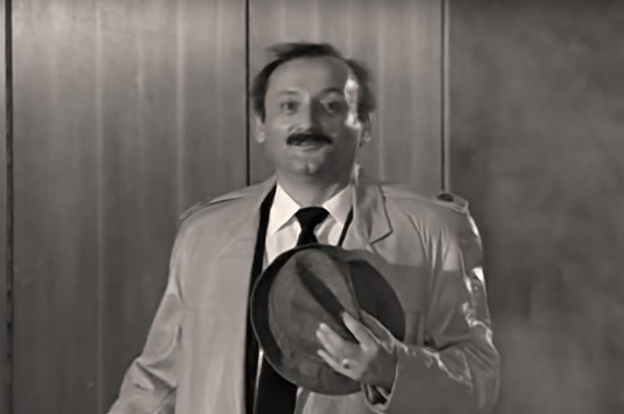 Гость с Юга из фильма Чародеи