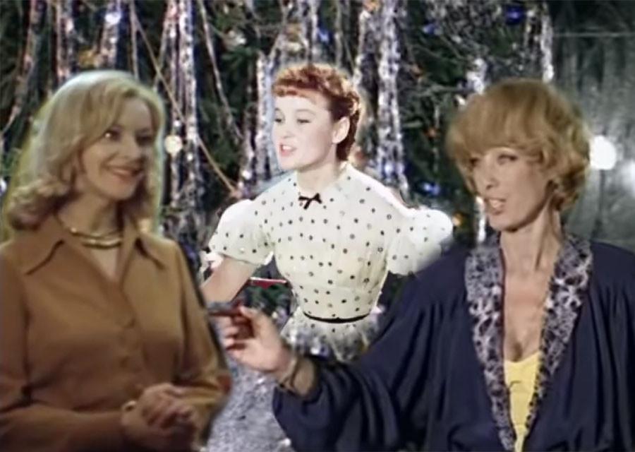 12 любимых советских новогодних фильмов