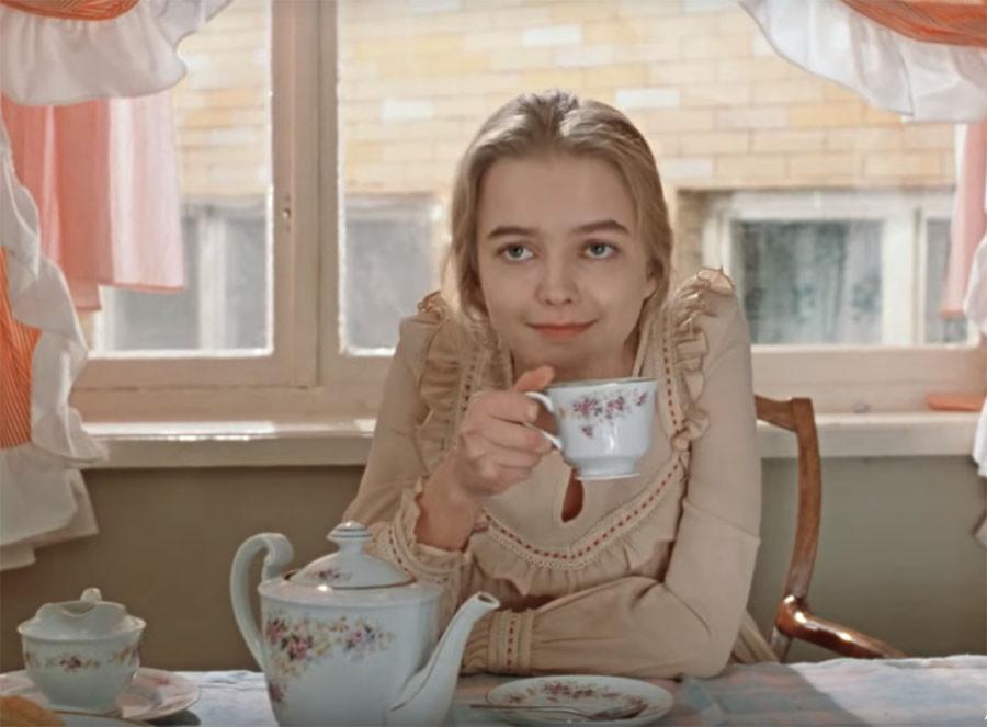 Александра из Москва слезам не верит