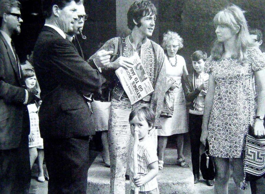 030 Пол Маккартни, 1967