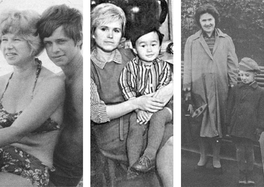 Мамы советских рок музыкантов. Ответы