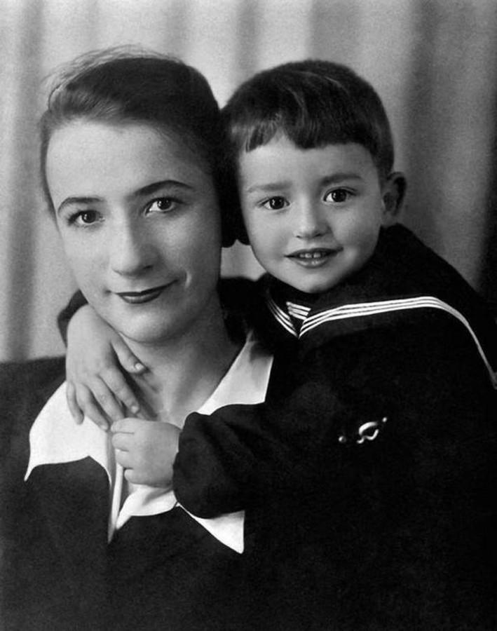 Мамы советских рок музыкантов