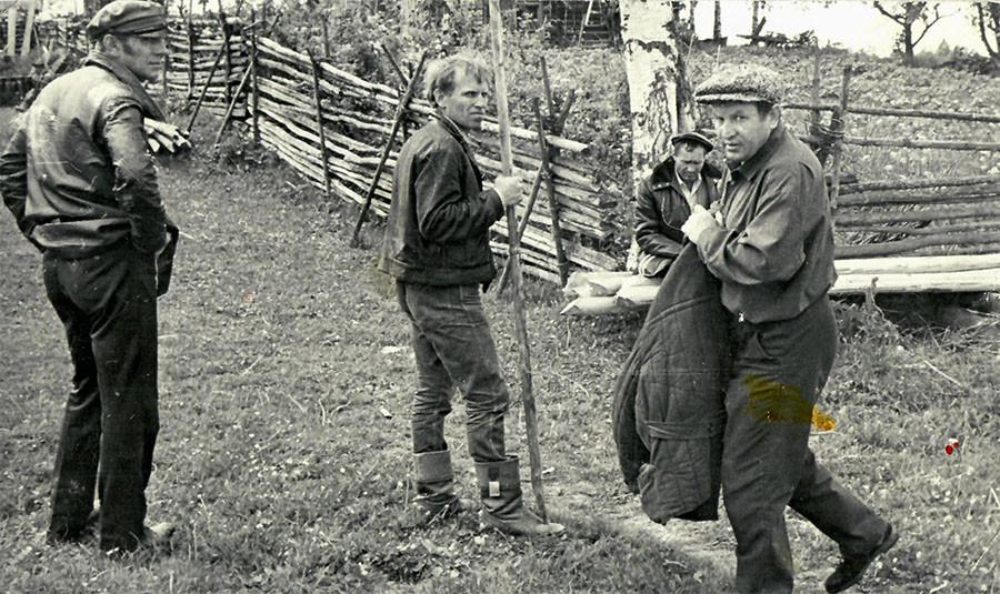 """Почему Василий Шукшин снял """"Калину красную"""" советское кино"""