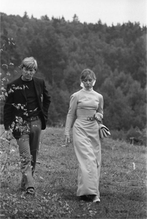 Александр Збруев и Людмила Савельева