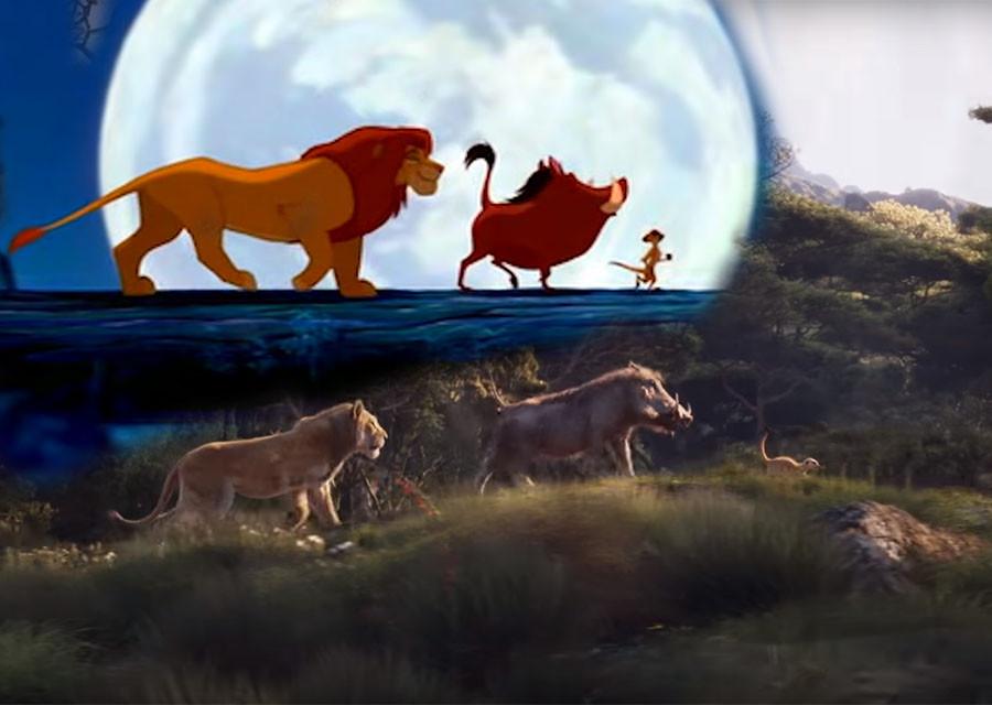 Тимон, Пумба и Симба. Как выглядят легенды мультика в кино