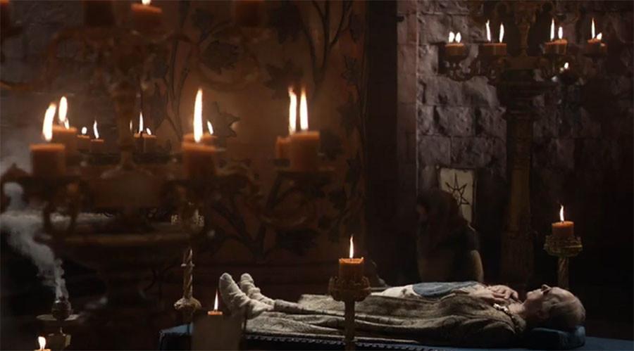 Все сцены, удалённые из сериала Игра престолов