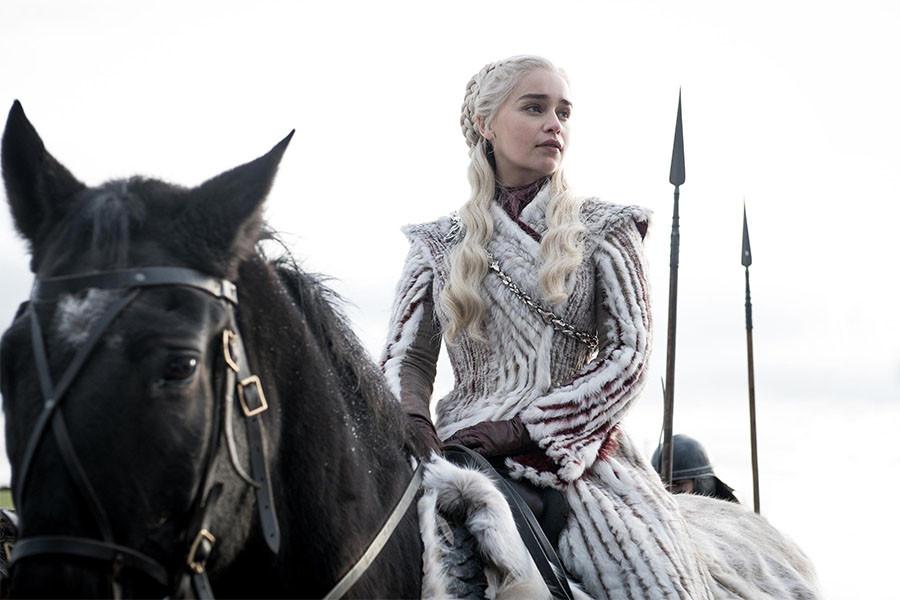 Игра престолов. Как изменилась Дейнерис Таргариен за 8 сезонов сериала
