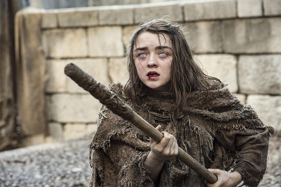 Игра престолов. Как изменилась Арья Старк за 8 сезонов сериала